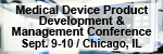 Medical Device Product Development & Management Conference